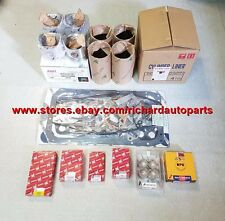 Heavy Duty Engine Rebuild Kit for Mitsubishi 4D30 Canter