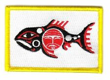 Flaggen Aufn/äher Patch Indianer Oglala Sioux Fahne Flagge