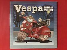 VESPA PIAGGIO KOOL ART Calendario/Calendar 2009 Imagicom NUOVO/SIGILLATO !!!