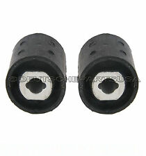 AXLE SUPPORT BUSHING DIFFERENTIAL MOUNT FRONT SUBFRAME L R  SET for BMW E46