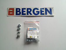 BERGEN 5-7mm DOUBLE EAR HOSE CLAMP O CLIPS 25pcs B2793