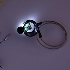 84935D5 cabeza montado para la Reparación de Reloj Lupa Lupa De Diadema LED Libre