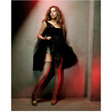 Kate Beckinsale Posing in Black Tulle Dress Leg Exposed 8 x 10 inch photo
