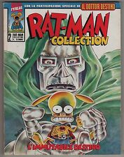 RAT - MAN Collection N. 2 ratman L' IMMUTABILE DESTINO originale dr. doom RAGNO