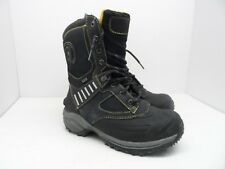 WindRiver Men's Snow Thermalectric Winter BOOTS Black Size 8M
