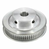 GT2 Timing Belt Pulley Aluminum - 8mm Bore - 60 Teeth - for 3D printer I9S3