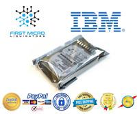 "IBM 500GB 7200 RPM 6GBPS NL SAS 2.5"" SLIM HDD 42D0707 42D0708 - NEW BULK"