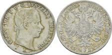 1/4 Gulden 1858 A Österreich Habsburg Wien Franz Joseph, 1848-1916 #DXP233