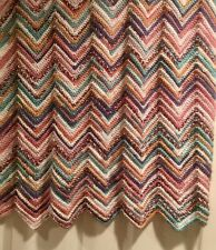 🧶 Mary's Stitches - New Crocheted Baby Blanket or Toddler Throw, Ombré  Pinks+