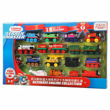 Thomas Track Master Ultimate Engine Collection 15 Engines/Vehicles - 19 pieces