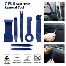 Car Trim Removal Tool Kit Set Door Panel Auto Dashboard Plastic Interior 7PCS