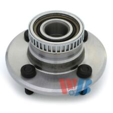 WJB WA512021 Rear Wheel Hub Bearing Assembly Interchange 512021 BR930195