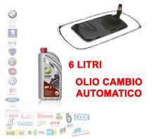 FILTRO CAMBIO AUTOMATICO 5L40E BMW SERIE 3 E39 E46 E83 X3 + OLIO 6 LITRI K5018