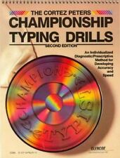 The Cortez Peters Championship Typing Drills: An Individualized-ExLibrary