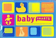 BabySmarts The Question and Answer Cards That Make Learning about Babies EasyFun