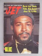 Jet Magazine - February 8, 1979 ~~ Marvin Gay