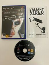 Manhunt (Sony PlayStation 2, 2003) PS2 Game - PAL - COMP - FREE UK P&P