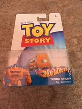DISNEY PIXAR TURBO TRUCK Toy Story  Hot Wheels   Diecast Car 2010