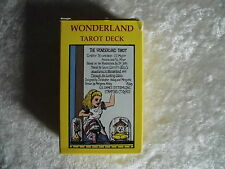 The Wonderland Tarot Deck by Esoterik, Oracle, Wahrsagen, Tarot, Mystik