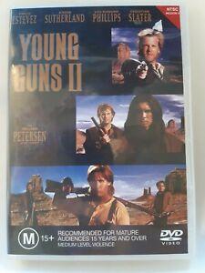 Young Guns 2 - NTSC Region 4