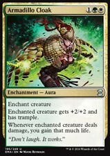MTG 2x ARMADILLO CLOAK - MANTELLO DI ARMADILLO - EMA - MAGIC
