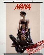 """Cosplay Home Decor Poster Wall Scroll 23.6*35.4"""" G250 Anime NANA"""