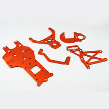 Rear Chassis Gear Plate Braces for HPI RV Baja 5B 5T SS