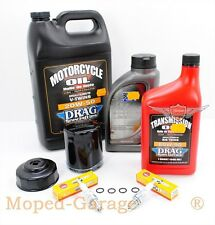 Eur 6,47/L Harley Dyna Street Bob Twin Cam Inspektion Kit Öl Filter Zündkerze