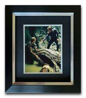 SCOTT BAKULA HAND SIGNED FRAMED PHOTO DISPLAY - STAR TREK AUTOGRAPH.