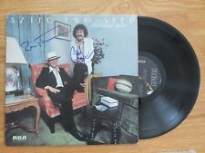 REX FOWLER & SHULMAN of AZTEC TWO-STEP signed 1977 ADJOINING SUITES Record COA