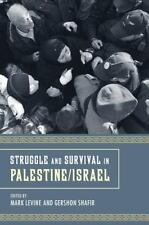 Struggle and Survival in Palestine/Isræl, , Acceptable Book
