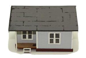 1/87 HO scale Laser Cut Wood House