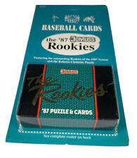New listing 1987 Donruss The Rookies Set, Loaded, Bo jackson, Greg Maddux, Mark McGwire