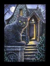Lienzo Grande con gato - What Lies WITHIN - Lisa Parker Pared Decoración