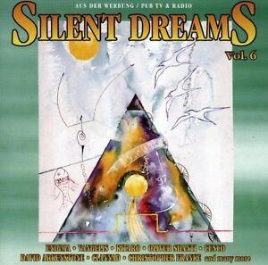 Silent Dreams 6 (1997) Enigma, Vangelis, Denean, Kitaro, Steve McDonald.. [CD]
