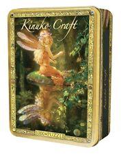 MasterPieces Kinuko Craft Tin Claires Wings Puzzle 1000 Piece