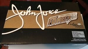Action Racing Collectables John Force 6 Time Champion 1/32 Mint Boxed