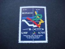 Monaco 2000 40th Television Festival SG 2436 MNH  Cat £3.25