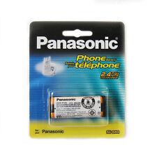 HHR-P105A/1B Battery Original Panasonic cordless phone Type 31 Ni-MH 2.4 V GHZ