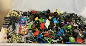 Vintage 80s Construx Huge Mixed Lot 8+ Lbs Power Creations 6100 6320