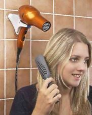 Hands Free Hair Dryer Holder - Compact For Home And Travel!