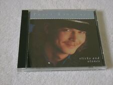 Sticks and Stones by Tracy Lawrence CD Country Songs 1991