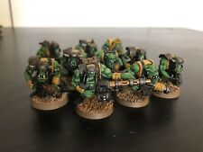 10x Very Well Painted Ork Bad Moon Shoota Boyz #2