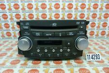 04 05 06 ACURA TL AM/FM XM SAT RADIO CASSETTE DVD 6 DISC CD PLAYER 1TB2 FEO