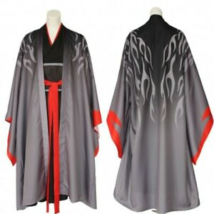 Grandmaster of Demonic Cultivation Wei Wuxian Cosplay costumes Halloween Party