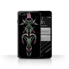 Housses et coques anti-chocs violet Pour iPhone 7 Plus pour téléphone mobile et assistant personnel (PDA)