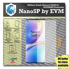 NanoSP OnePlus 8 Pro TPU Screen Protector FILM Hydrogel COVER