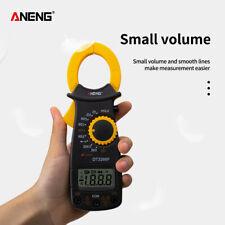 Digital Multimeter Tester Ac Dc Volt Ohm Amp Clamp Meter Auto Range