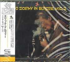ERIC DOLPHY-ERIC DOLPHY IN EUROPE. VOL. 2+1 -JAPAN SHM-CD Bonus Track C94