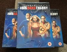THE BIG BANG THEORY Complete Season 1 - 7 Box Set Series (New Sealed) Region 2